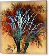 Freaky Tree 1 Canvas Print
