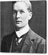 Frederick Soddy, English Radiochemist Canvas Print