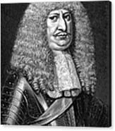 Frederick William (1620-1688) Canvas Print