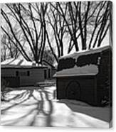 Freedom From Winter Canvas Print