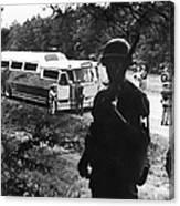 Freedom Riders, 1961 Canvas Print