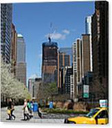 Freedom Tower 3 Canvas Print