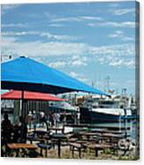 Fremantle Canvas Print