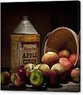 Fresh From The Orchard II Canvas Print