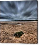 Freshwater West Blur Canvas Print