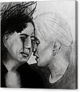 Friend Indeed Canvas Print