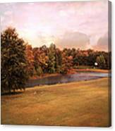 Friendship Pond Canvas Print