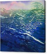 From Sea To Shining Sea Canvas Print