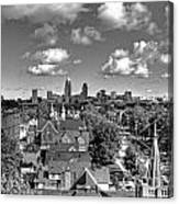 From The Bell Tower Canvas Print