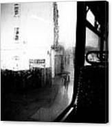 From The Bus Canvas Print