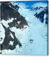 Frozen Tears Canvas Print