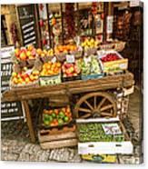 Fruit N Veg  Canvas Print