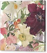Full Bloom #1 Canvas Print