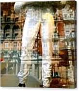 Full Pants Canvas Print