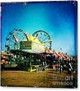 Fun At The Fair Canvas Print