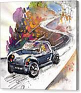 Fun Ride Canvas Print