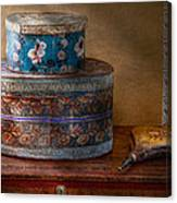 Furniture - Hat Boxes With Billow Canvas Print