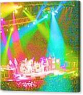 Furthur Channel Canvas Print