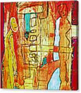 Fusion Nr.42 Canvas Print