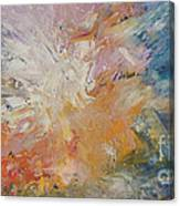 Galactic Nebula 4 Canvas Print