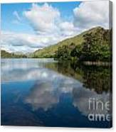 Galway Reflections Canvas Print