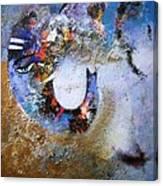 Ganesha IIi Canvas Print