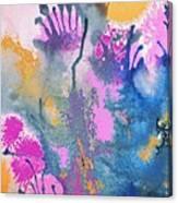 Garden Fantastico Canvas Print