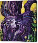 Garden Of Dreamers Canvas Print