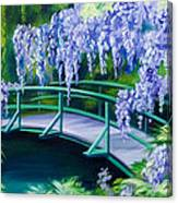 Gardens of Givernia II Canvas Print