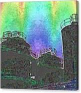 Gasworks Park 4 Canvas Print