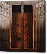 Gateway To The Underworld Canvas Print