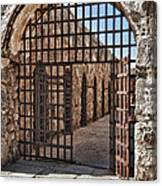 Gateway To The Unknown Canvas Print