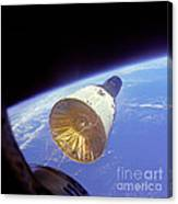Gemini 6 Views Gemini 7 Canvas Print