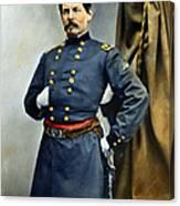 General George Mcclellan Canvas Print