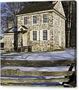 General George Washington Headquarters Canvas Print