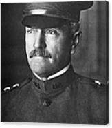 General John J. Pershing 1860-1948 Canvas Print