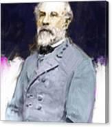 General Lee Canvas Print