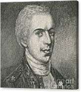 General Samuel B. Webb Canvas Print