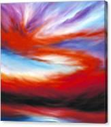 Genesis II Canvas Print