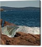 Gently Rolling Tide Canvas Print