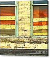 Geological Offices Canvas Print