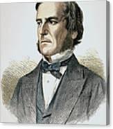 George Boole (1815-1864) Canvas Print