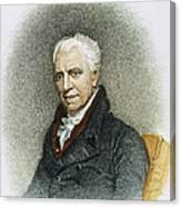 George Crabbe (1754-1832) Canvas Print