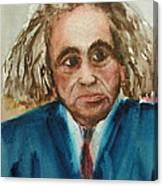 George Faludy  Canvas Print