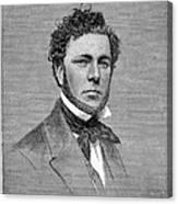 George Steers (1820-1856) Canvas Print