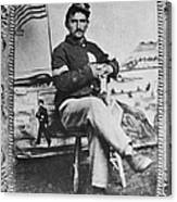 George W. Whitman Canvas Print