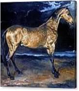 Gericault: Horse Canvas Print