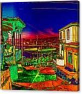 Gervasoni Canvas Print