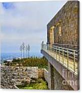 Getty Museum Iv Canvas Print