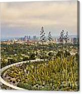 Getty Museum V Canvas Print